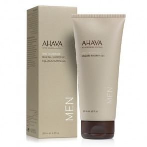 Ahava Men Time To Energize Mineral Shower Gel 200ML
