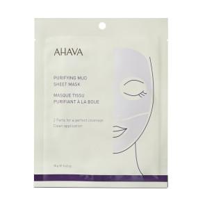 Ahava Purifying Mud Sheet Mask 18GR