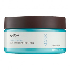 Ahava Deadsea Water Deep Nourishing Hair Mask 250ML