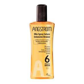 Angstrom Olio Spray Solare Intensive Bronze SPF6 150ML