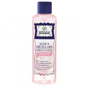 Acqua alle Rose Acqua Micellare Struccante Sensitive 200ML