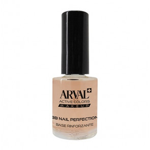 Arval BB Nail Perfection Base Rinforzante - Nude Satinato 11ML