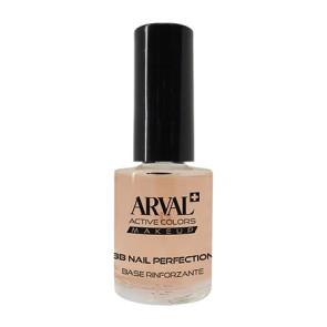 Arval BB Nail Perfection Base Rinforzante - Nude Satinato 11ML