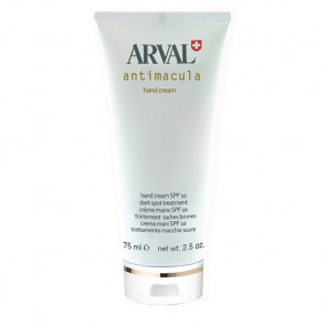 Arval Antimacula Hand Cream SPF10 75ML