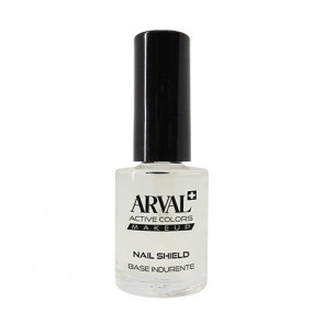 Arval Nail Shield Base Indurente - Trasparente Lucido 11ML