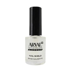 Arval Nail Shield Base Indurente - Trasparente Lucido 11ML