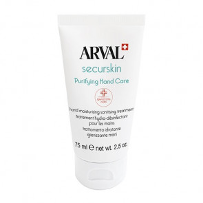 Arval Securskin Purifying Hand Cream 75ML