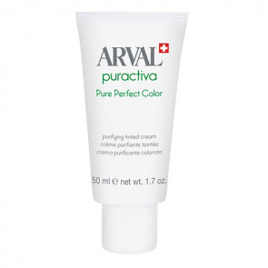 Arval Puractiva Pure Perfect Color Crema Purificante Colorata 50ML