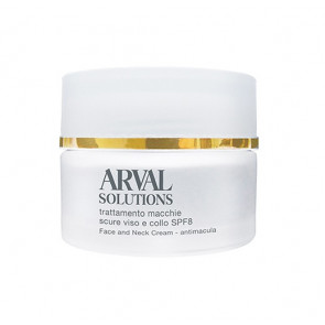 Arval Solutions Antimacula Face and Neck Cream SPF8 30ML