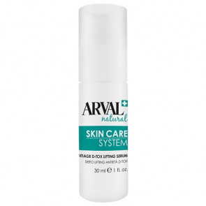 Arval Natural Skin Care System Siero Lifting Anti Età D-Tox 30ML