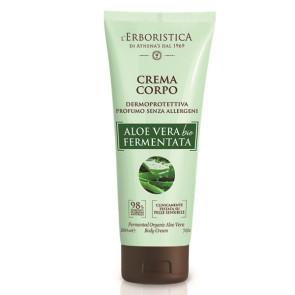 Athena's Aloe Vera Bio Fermentata Crema Corpo 200ML