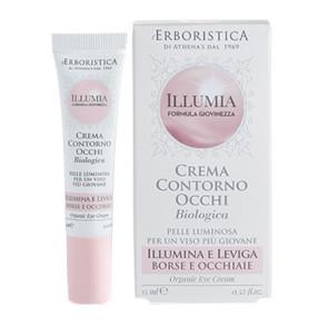 Athena's L'Erboristica Illumia Crema Contorno Occhi Biologica 15ML