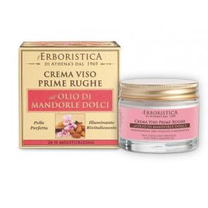 Athena's L'Erboristica Crema Viso Prime Rughe Olio di Mandorle Dolci 50ML
