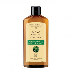 Athena's L'Erboristica Bagno Doccia Bergamotto e Abete Bianco 400ML