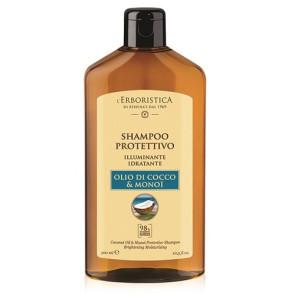 Athena's L'Erboristica Olio di Cocco & Monoi Shampoo Protettivo 300ML