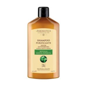 Athena's L'Erboristica Shampoo Purificante Betulla e Menta Piperita 300ML