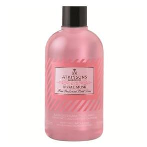 Atkinsons Fine Perfumed Line Regal Musk Bagnoschiuma Profumato 500ML