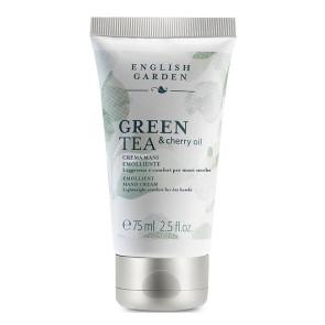 Atkinsons Green Tea and Cherry Oil Crema Mani Emolliente 75ML