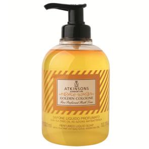 Atkinsons Fine Perfumed Line Golden Cologne Sapone Liquido Profumato 300ML