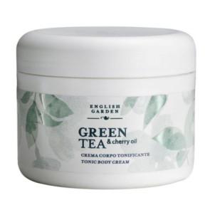 Atkinsons English Garden Green Tea e Cherry Oil Crema Corpo Tonificante 250ML