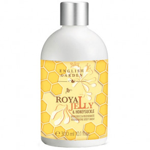 Atkinsons English Garden Royal Jelly & Honeysuckle Bagnodoccia Rigenerante 300ML