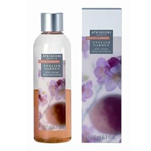 Atkinsons English Garden Peach Flowers Olio Corpo Idro-Nutriente 200ML