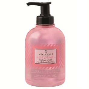 Atkinsons Fine Perfumed Line Regal Musk Sapone Liquido Profumato 300ML