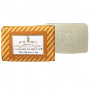 Atkinsons Fine Perfumed Line Colonial Fragrance Sapone