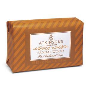 Atkinsons Fine Perfumed Line Sandalwood Sapone 125gr