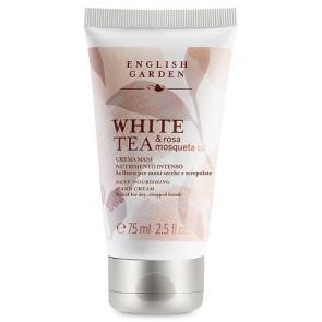 Atkinsons White Tea and Rosa Mosqueta Crema Mani Nutriente 75ML