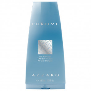Azzaro Chrome Shower Gel 300ML