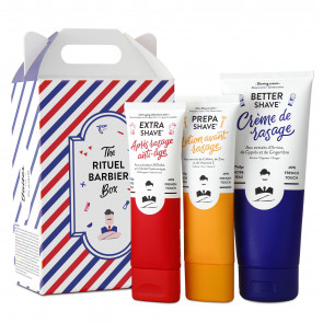 Monsieur Barbier Kit Barber Ritual