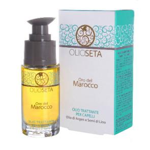 Barex Olioseta Oro del Marocco Olio Trattante Per Capelli 30ML