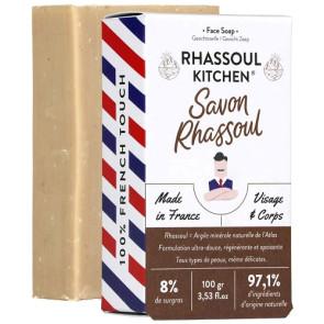 Monsieur Barbier Rhassoul Kitchen Face Soap 100GR
