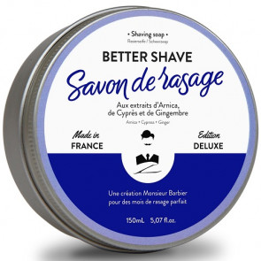 Monsieur Barbier Better Shave Shaving Soap 150ML