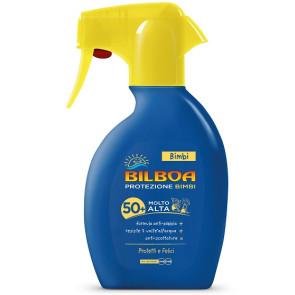 Bilboa Bimbi Spray Solare SPF 50+ 250ML