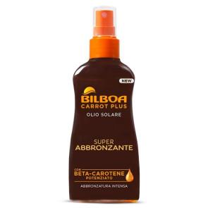 Bilboa Carrot Plus Olio Solare Super Abbronzante 200ML