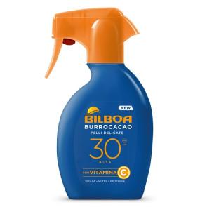 Bilboa Burrocacao Pelli Delicate Spray Solare SPF 30 250ML