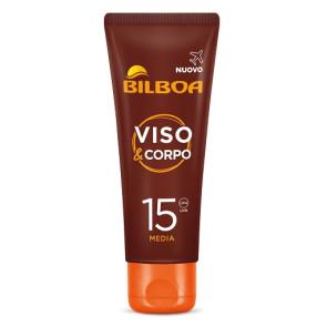 Bilboa Viso & Corpo Crema Solare SPF 15 75ML