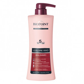 Biopoint Linea Colore Vivo Balsamo Capelli Colorati - Con Meches 400ml