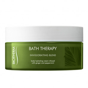 Biotherm Bath Therapy Invigorating Blend Body Hydrating Cream Infused 200ML