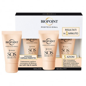 Biopoint 1 Minute SOS Beauty 3X15ML