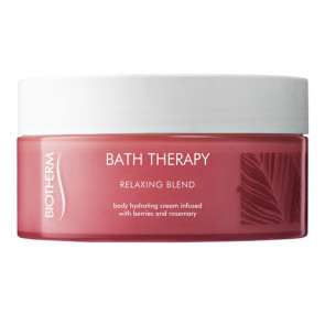 Biotherm Bath Therapy Relaxing Blend Body Hydrating Cream Infused 200ML