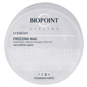 Biopoint Styling Creation Freezing Wax Cera Effetto Opaco 100ML