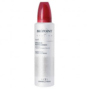 Biopoint Styling Curl Mousse Ravvivaricci 75ML