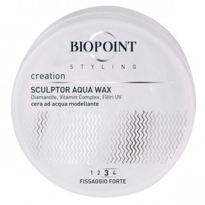 Biopoint Styling Creation Sculptor Aqua Wax Cera 100ML