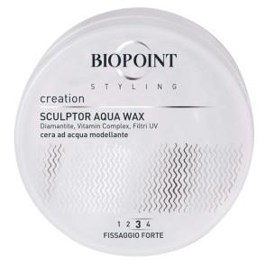 Biopoint Styling Creation Sculptor Aqua Wax Cera 30ML