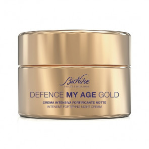 Bionike Defence My Age Gold Crema Intensiva Fortificante Notte 50ML