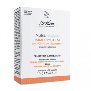 Bionike Nutraceutical Immu-system Integratore Alimentare 15GR