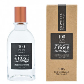 100Bon Bergamote & Rose Sauvage Eau Concentrée 50ML